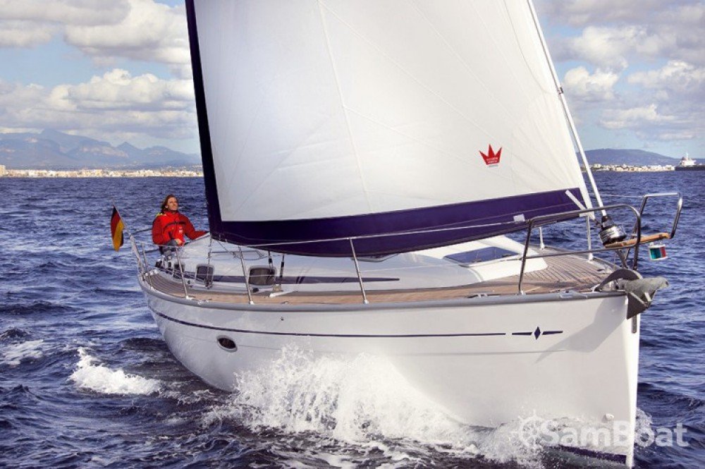 Bootsverleih Salerno günstig Cruiser 37