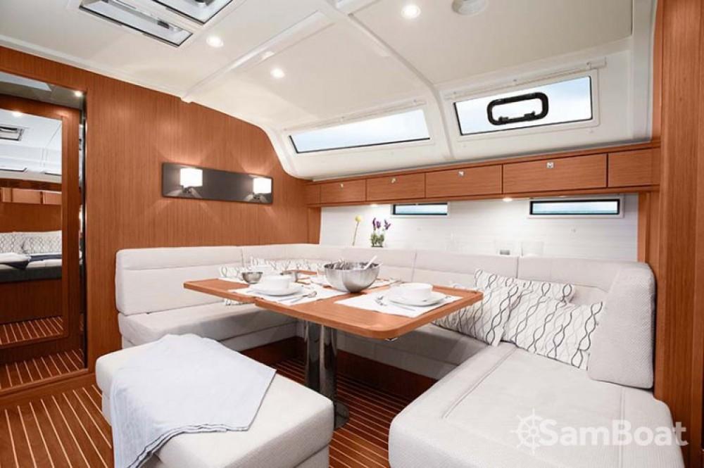 Segelboot mieten in Salerno - Bavaria Cruiser 51