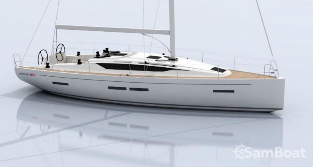 Segelboot mit oder ohne Skipper Salona mieten in Seget Donji