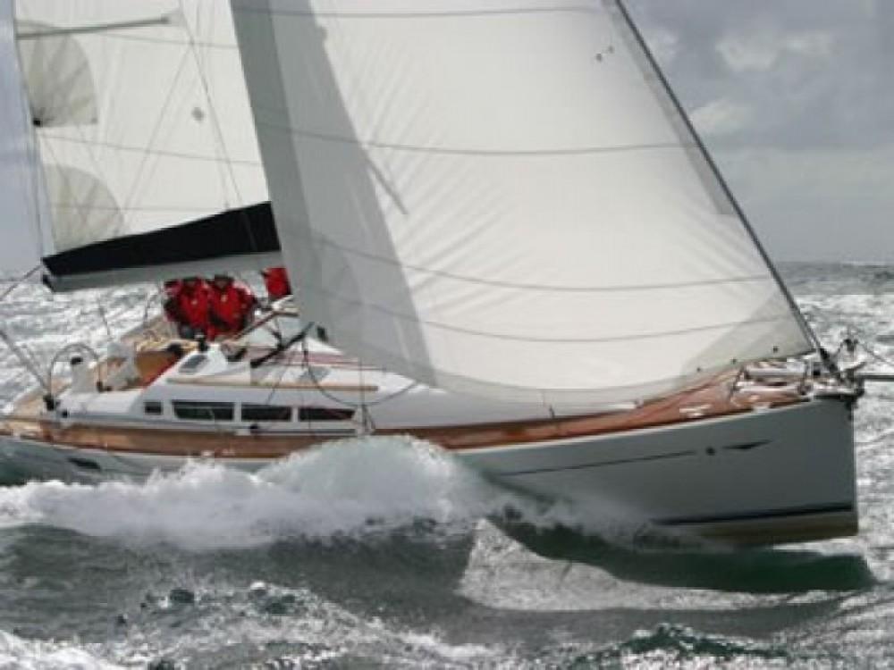 Bootsverleih Salerno günstig Sun Odyssey 49i