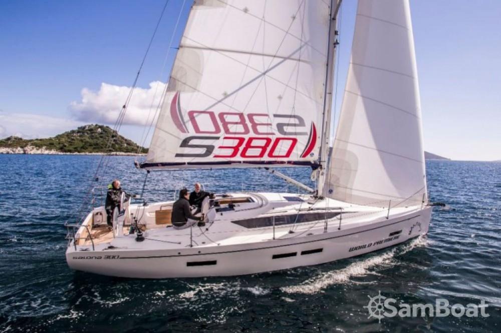 Yacht-Charter in Seget Donji - Salona Salona 38 auf SamBoat