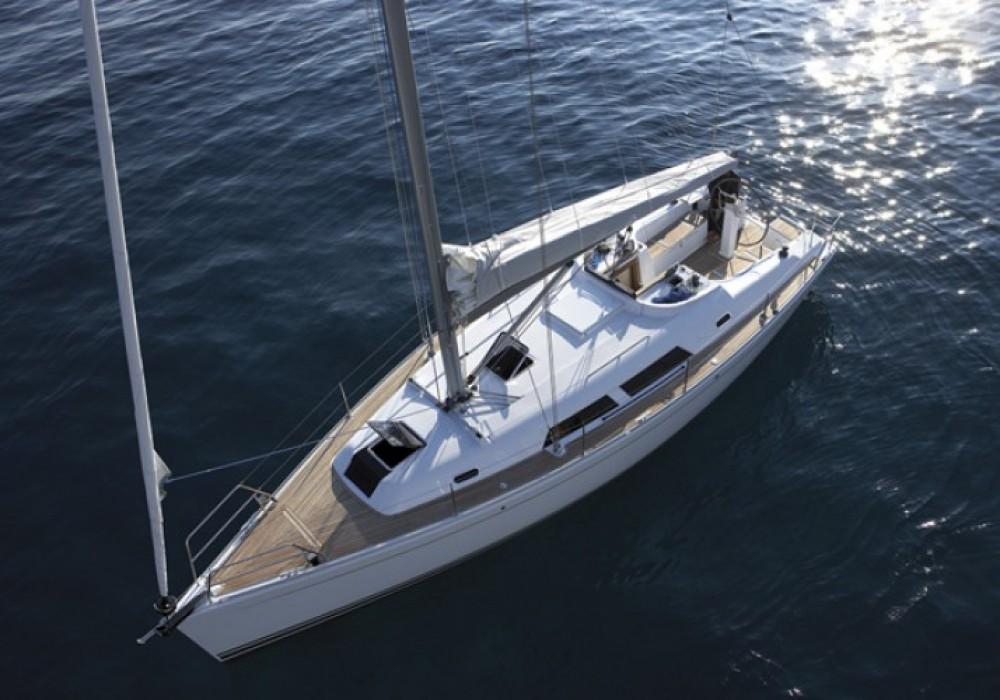 Bootsverleih Hanse Hanse 375 Fethiye Samboat