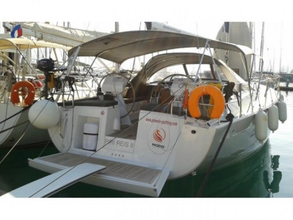 Segelboot mieten in Fethiye - Hanse Hanse 455