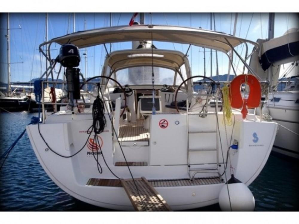 Yacht-Charter in Kroatien - Bénéteau Oceanis 50 Family auf SamBoat