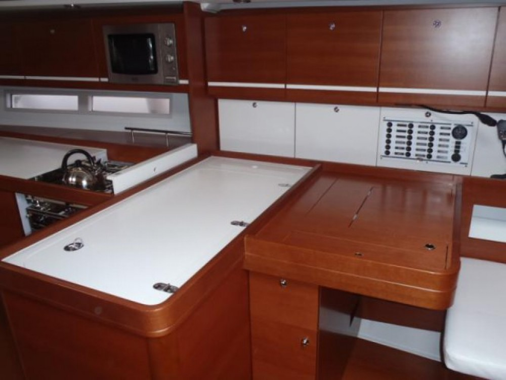 Segelboot mieten in Fethiye - Dufour Dufour 445 Grand Large