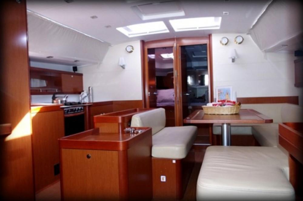 Bootsverleih Bénéteau Oceanis 50 Family Kroatien Samboat