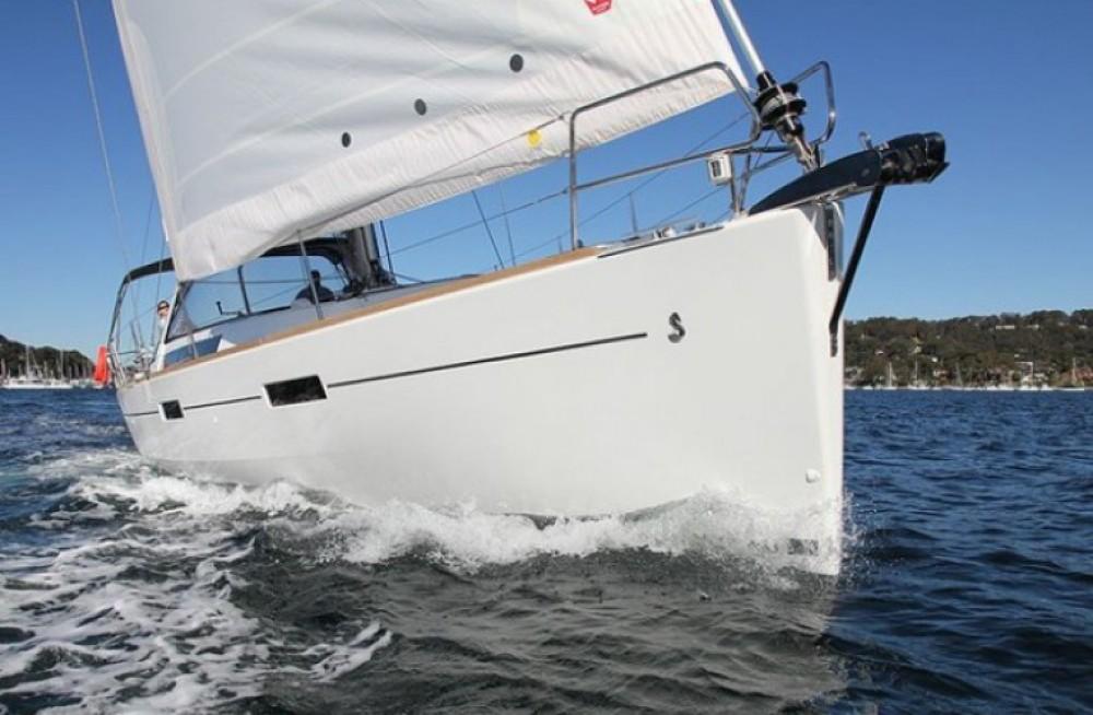 Bootsverleih Marmaris günstig Oceanis 45