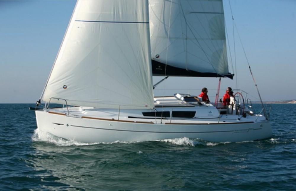 Jeanneau Sun Odyssey 33i entre particuliers et professionnel à Corfou