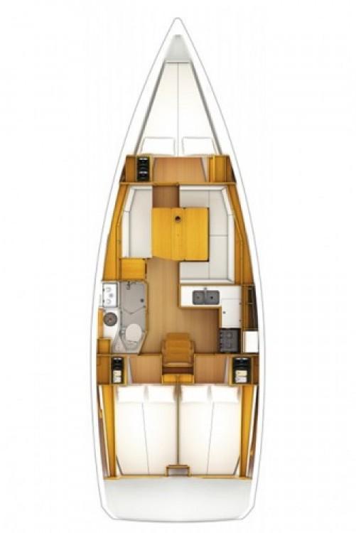 Yacht-Charter in Korfu - Jeanneau Sun Odyssey 389 auf SamBoat