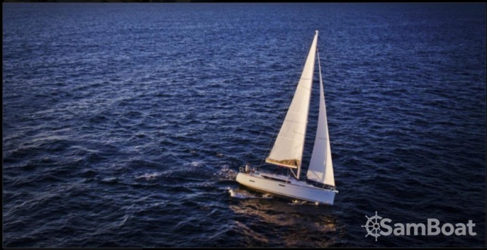 Segelboot mieten in Korfu - Jeanneau Sun Odyssey 389