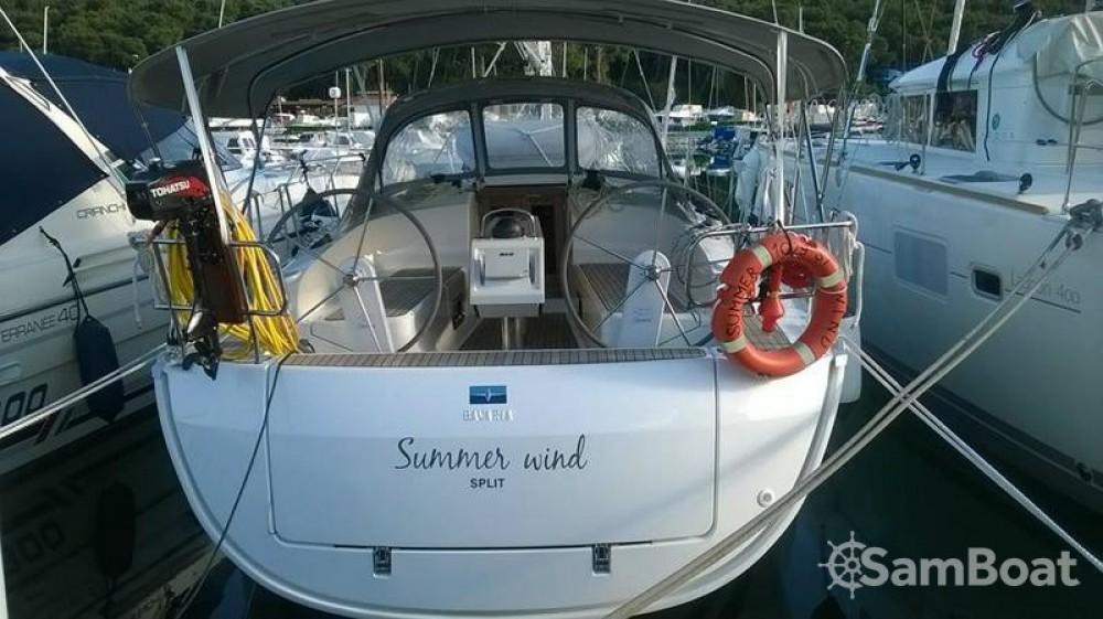 Bootsverleih Bavaria Cruiser 37 Split Samboat
