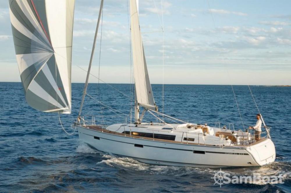 Bavaria Cruiser 41 zwischen Privatpersonen und professionellem Anbieter Split