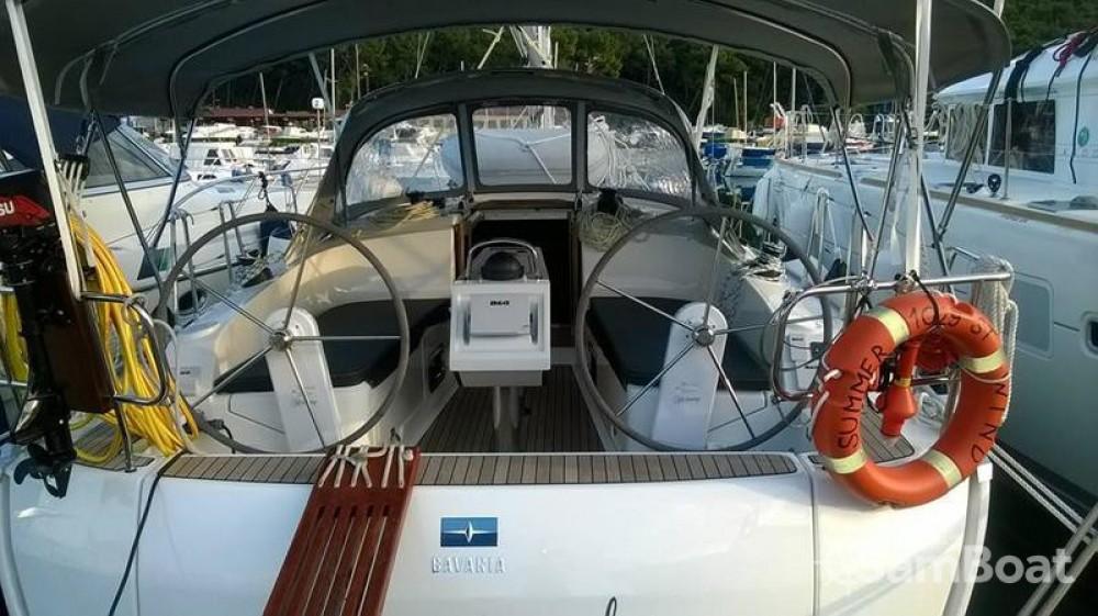 Yacht-Charter in Split - Bavaria Cruiser 37 auf SamBoat