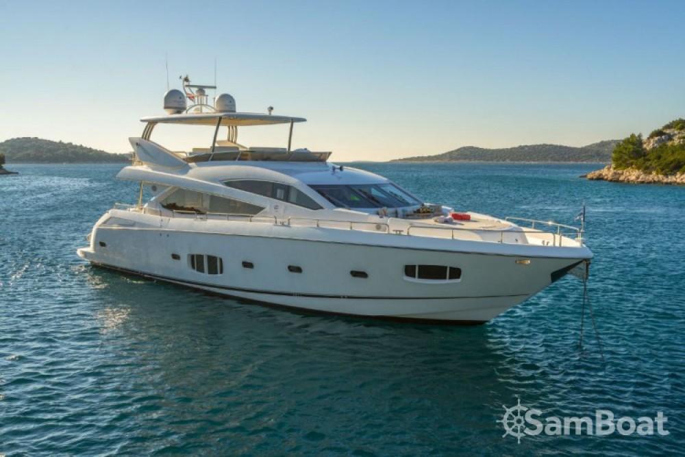 Yachten mit oder ohne Skipper Sunseeker-International mieten in Tribunj