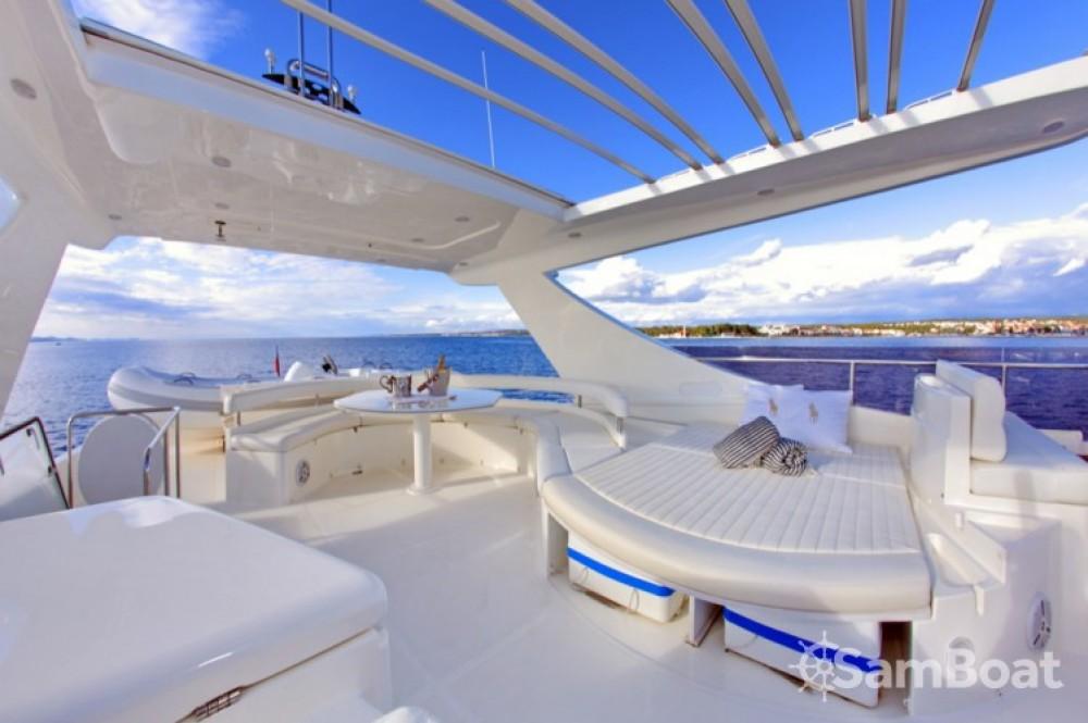 Yachten mieten in Zadar - Ferretti-Yachts-Group Ferretti 780 HT