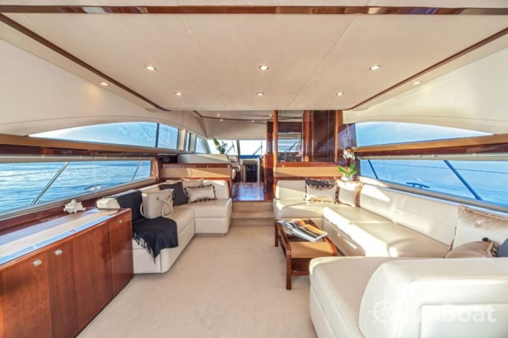 Motorboot mit oder ohne Skipper Princess-Yachts mieten in Trau