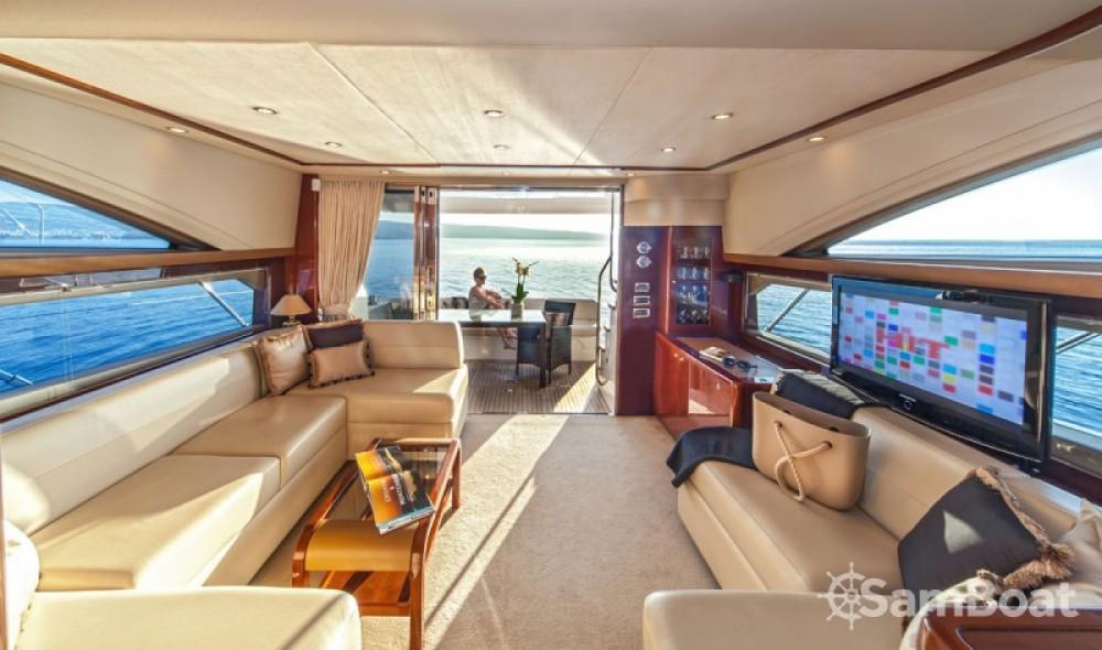Yacht-Charter in Trau - Princess-Yachts Princess 62 Fly auf SamBoat