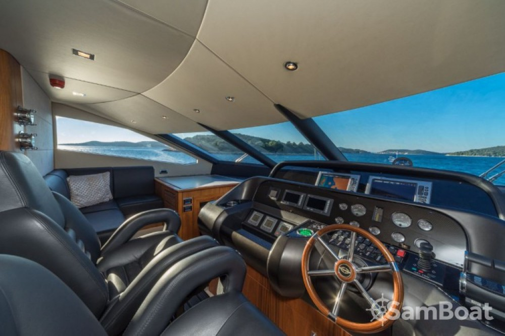 Yacht-Charter in Tribunj - Sunseeker-International Sunseeker Yacht 80 auf SamBoat