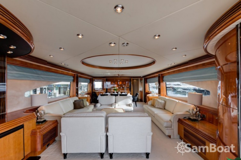 Yacht-Charter in Trau - Sunseeker-International Sunseeker Yacht 105 auf SamBoat