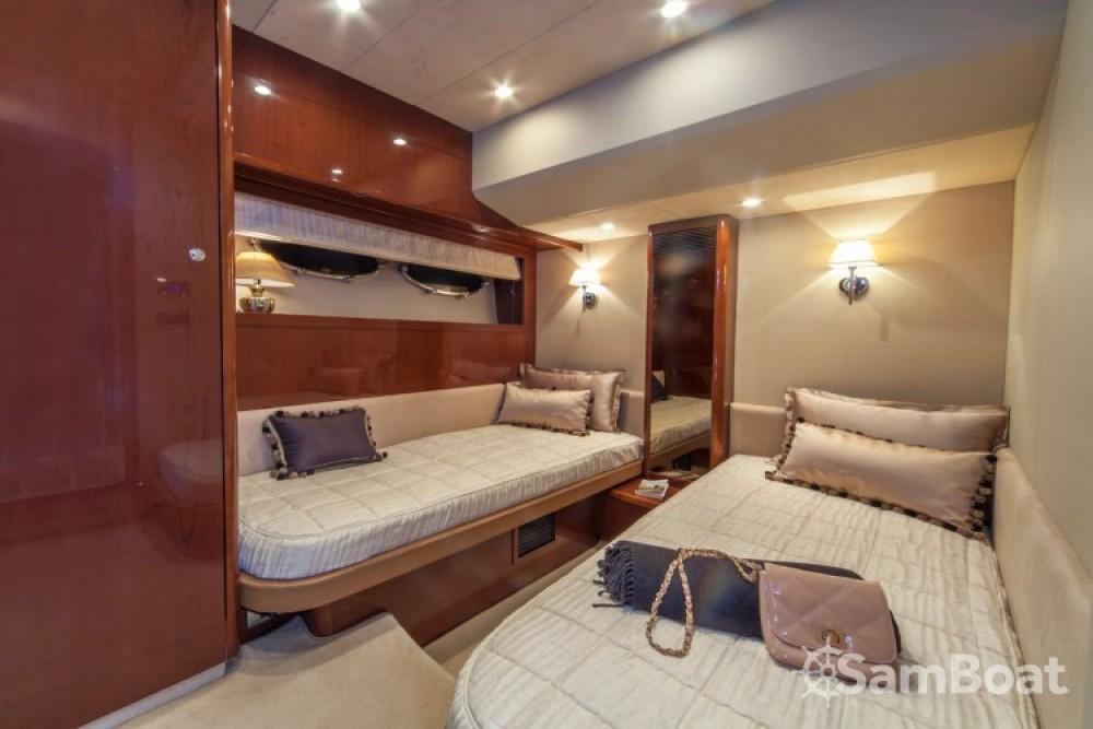 Vermietung Motorboot Princess-Yachts mit Führerschein