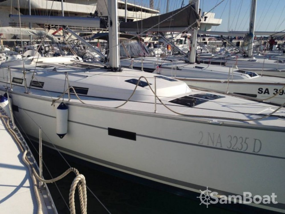 Bavaria C 45 zwischen Privatpersonen und professionellem Anbieter Salerno