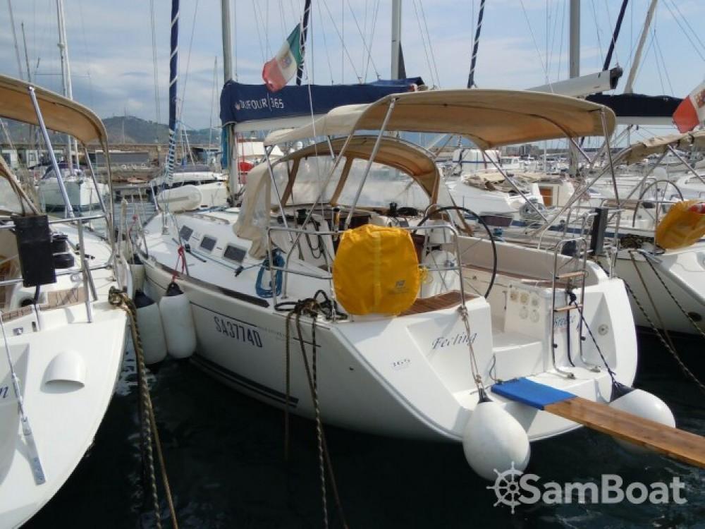Segelboot mit oder ohne Skipper Dufour mieten in Salerno