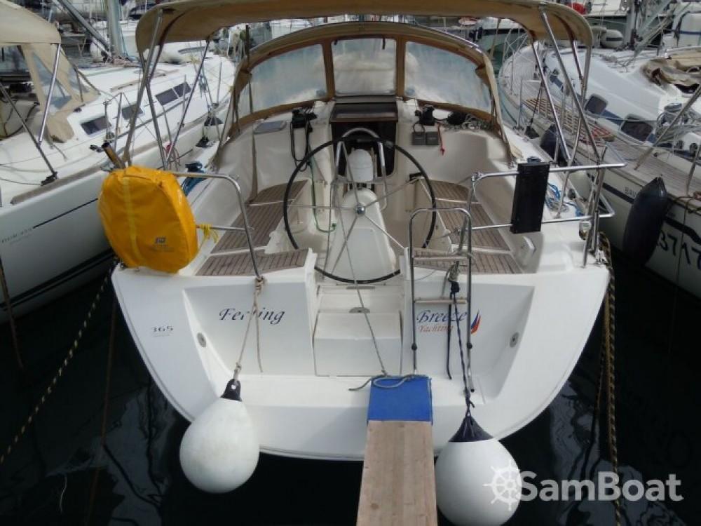 Segelboot mieten in Salerno - Dufour Dufour 365 Grand Large
