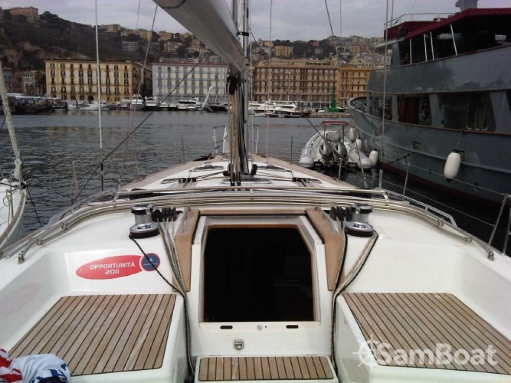 Bootsverleih Salerno günstig Jeanneau 53