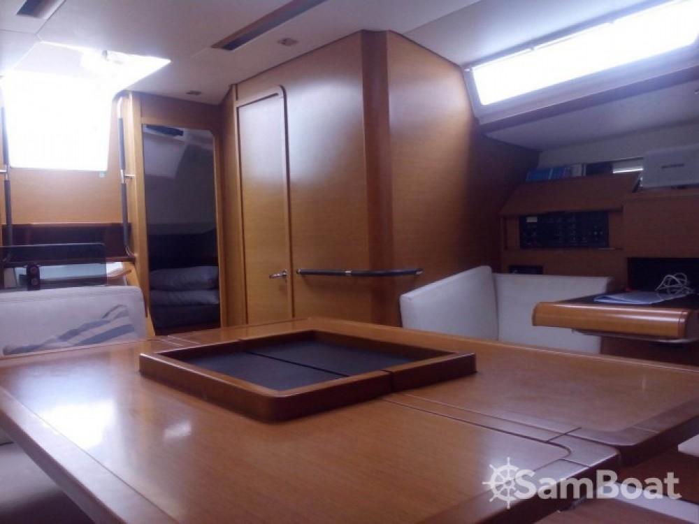 Bootsverleih Jeanneau Sun Odyssey 439 Salerno Samboat