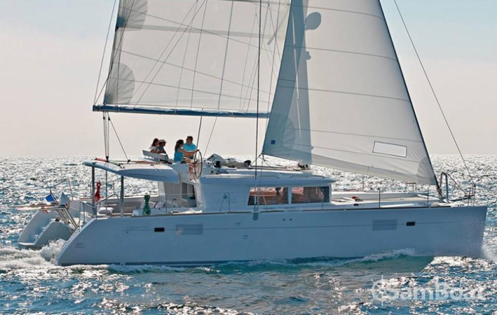 Location Catamaran à Fethiye - Lagoon Lagoon 450