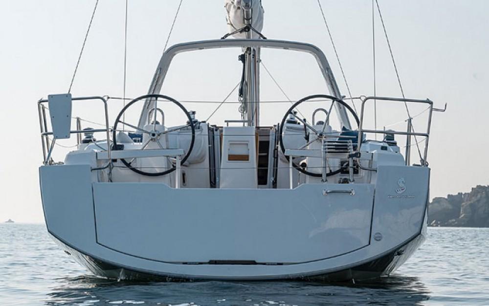 Segelboot mieten in Fethiye - Bénéteau Oceanis 38