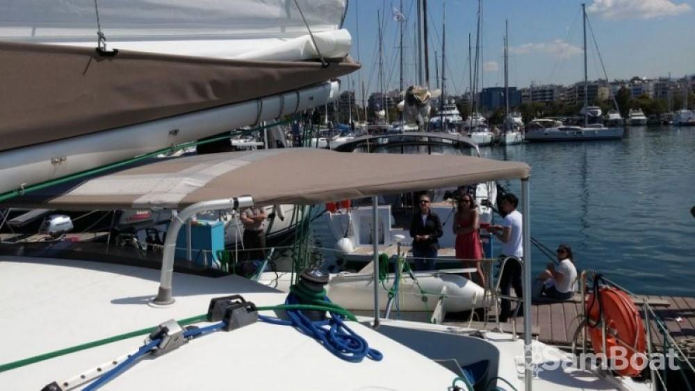 Katamaran mit oder ohne Skipper Fountaine Pajot mieten in Central Greece