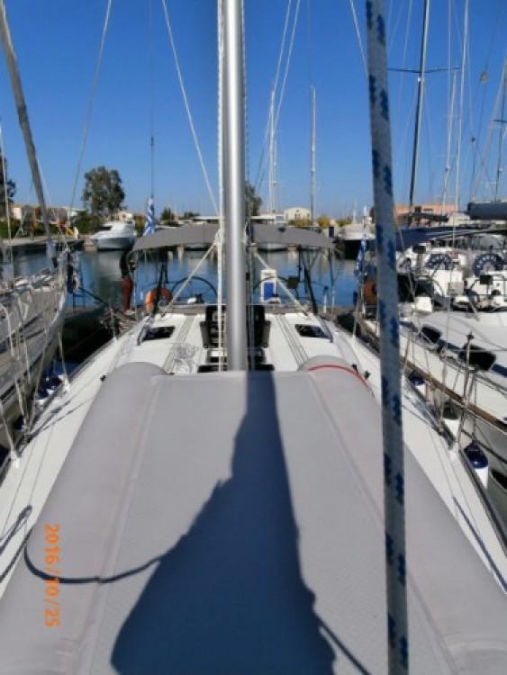Bootsverleih Lefkada günstig Cruiser 37