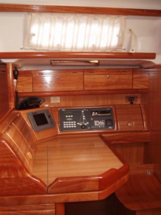 Bavaria Cruiser 46 zwischen Privatpersonen und professionellem Anbieter Leucade