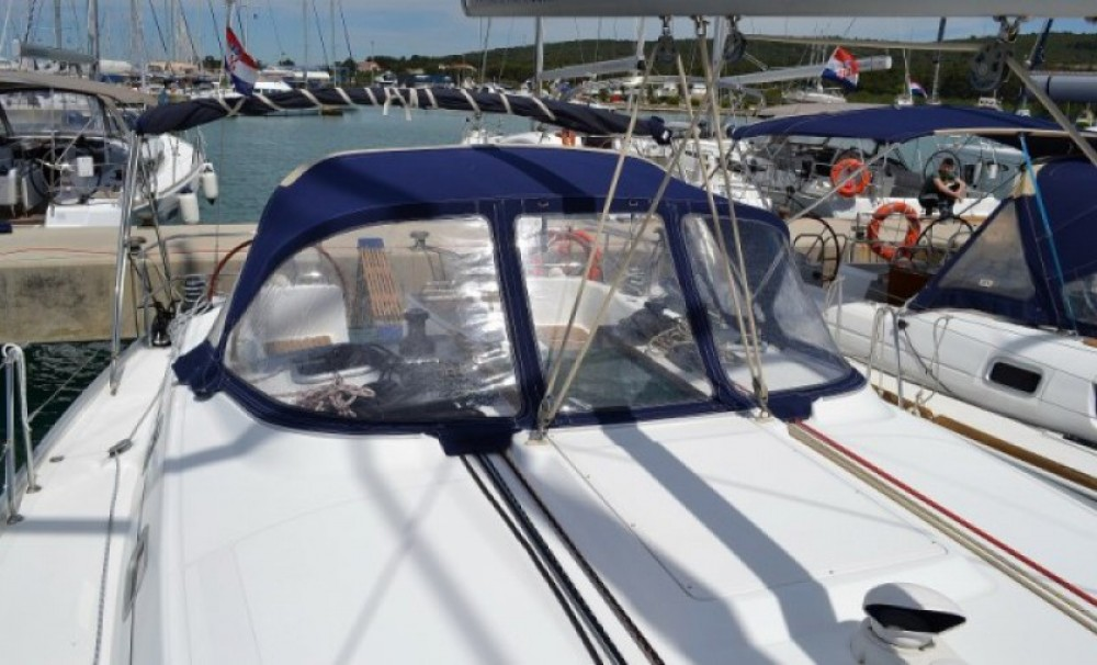 Yacht-Charter in Sukošan - Bénéteau Cyclades 43 auf SamBoat