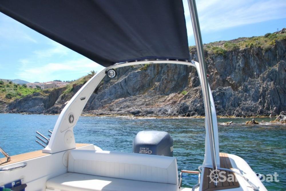 Bootsverleih Capelli Tempest 770 Saint-Cyprien Samboat