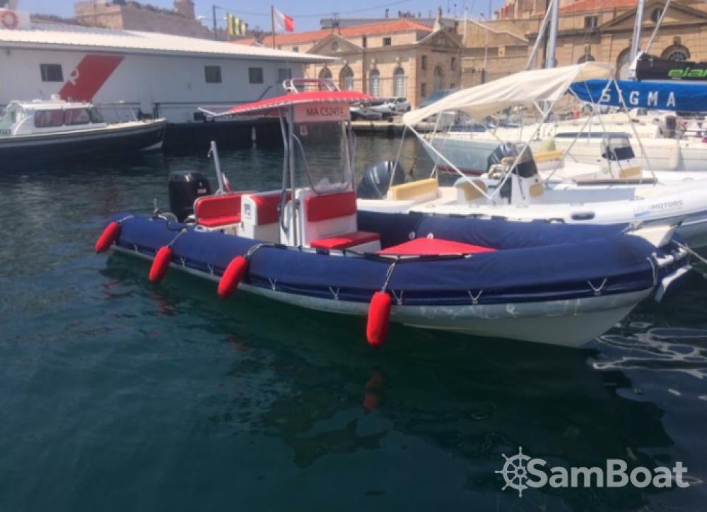 Motorboot mieten in Marseille - Stylmer 710