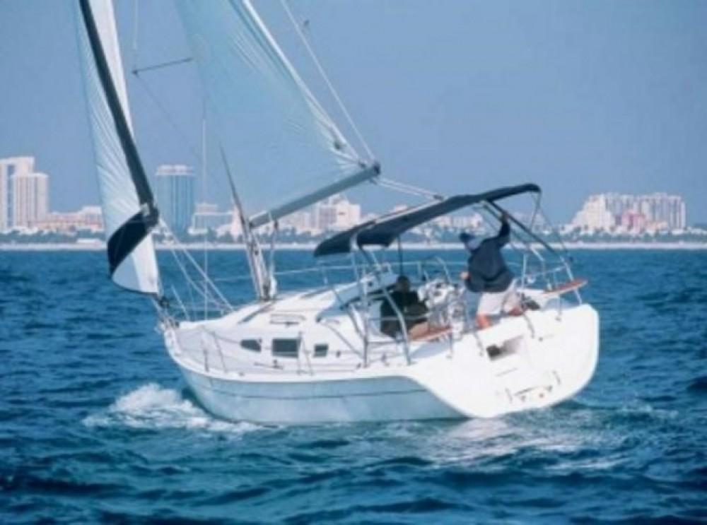 Yacht-Charter in La Rochelle - Hunter Hunter 33 auf SamBoat