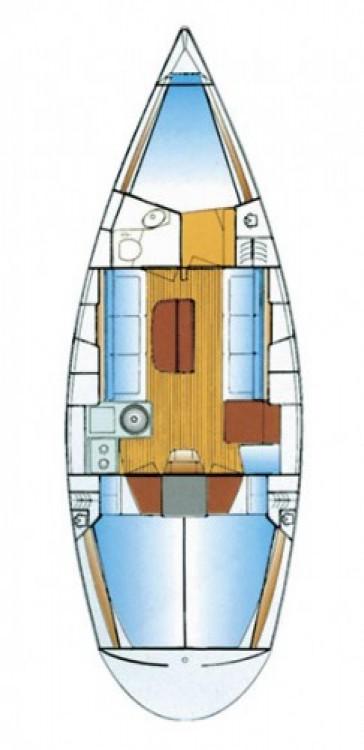 Location bateau Bavaria Bavaria 34 à Marina Punat sur Samboat