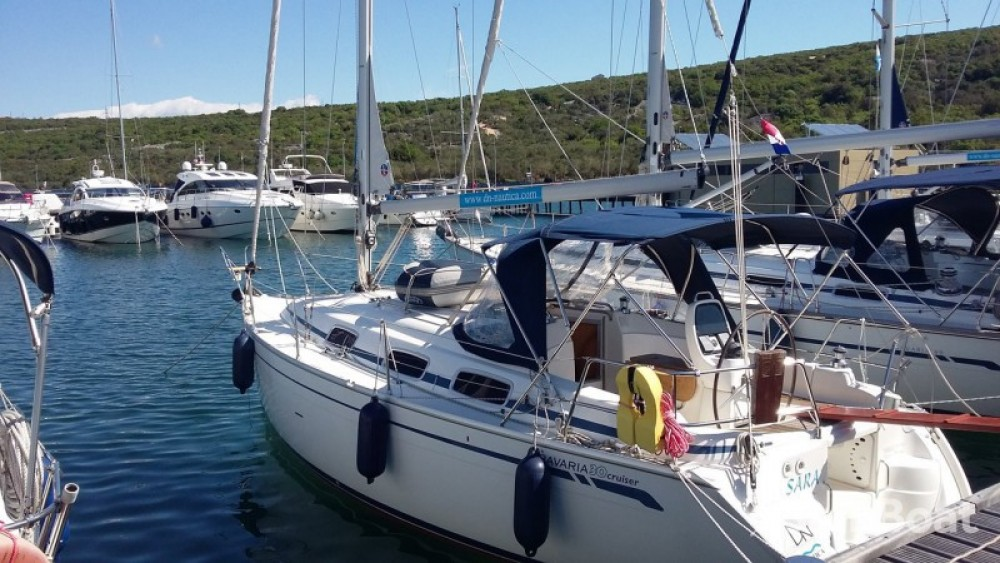 Location yacht à Marina Punat - Bavaria Cruiser 30 sur SamBoat