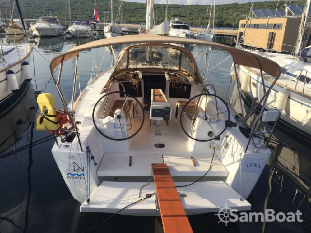 Location yacht à Marina Punat - Dufour Dufour 350 Grand Large sur SamBoat