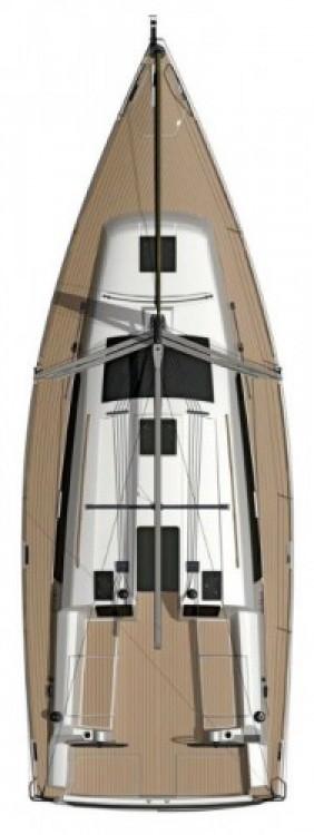 Segelboot mit oder ohne Skipper Dufour mieten in Marina Punat