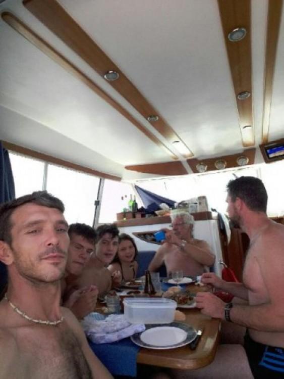 Bootsverleih Mandelieu-la-Napoule günstig Ocqueteau 975