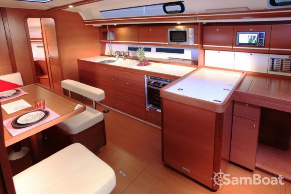 Yacht-Charter in Marina da Horta - Dufour Dufour 450 Grand Large auf SamBoat