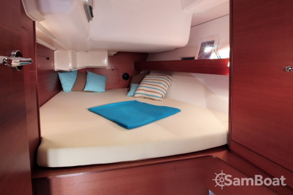 Segelboot mieten in Marina da Horta - Dufour Dufour 450 Grand Large