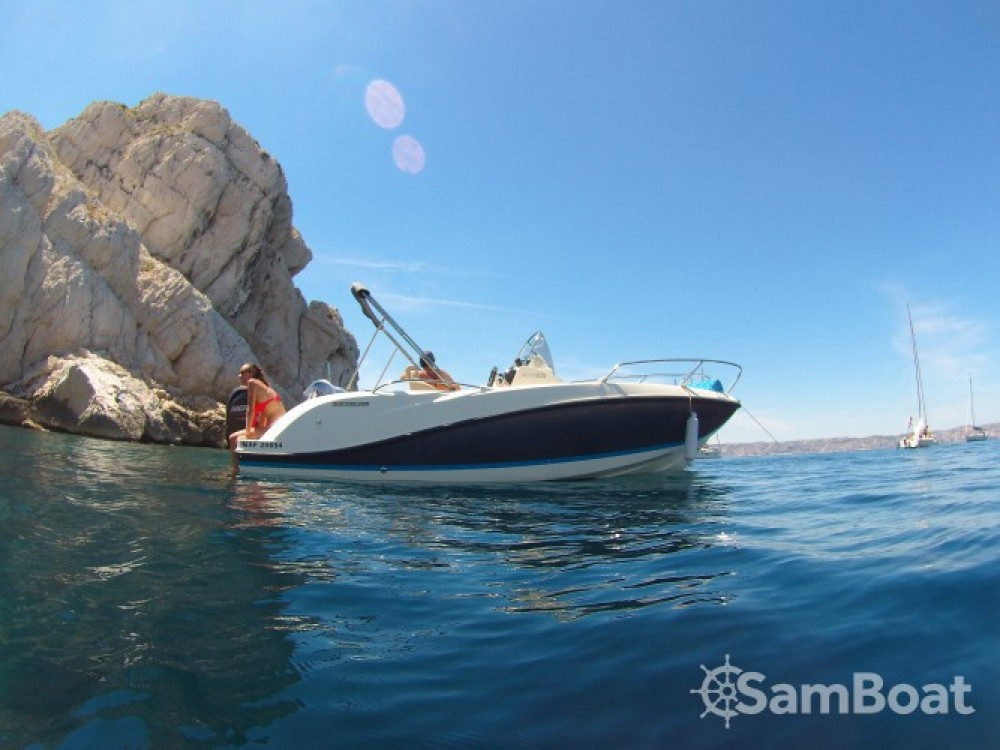 Location yacht à Marseille - Quicksilver Activ 605 Open sur SamBoat