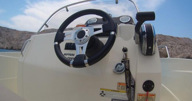 Louez un Quicksilver Activ 605 Open à Vieux-Port de Marseille