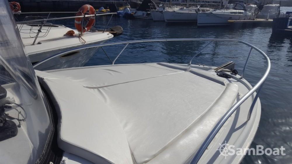 Bootsverleih Luhrs Tornament open 240 Kanarische Inseln Samboat