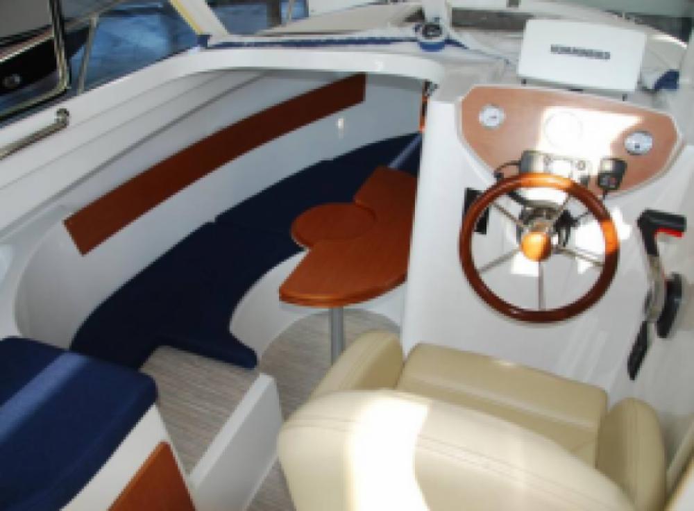 Bootsverleih L'Île-Rousse günstig Antares 6