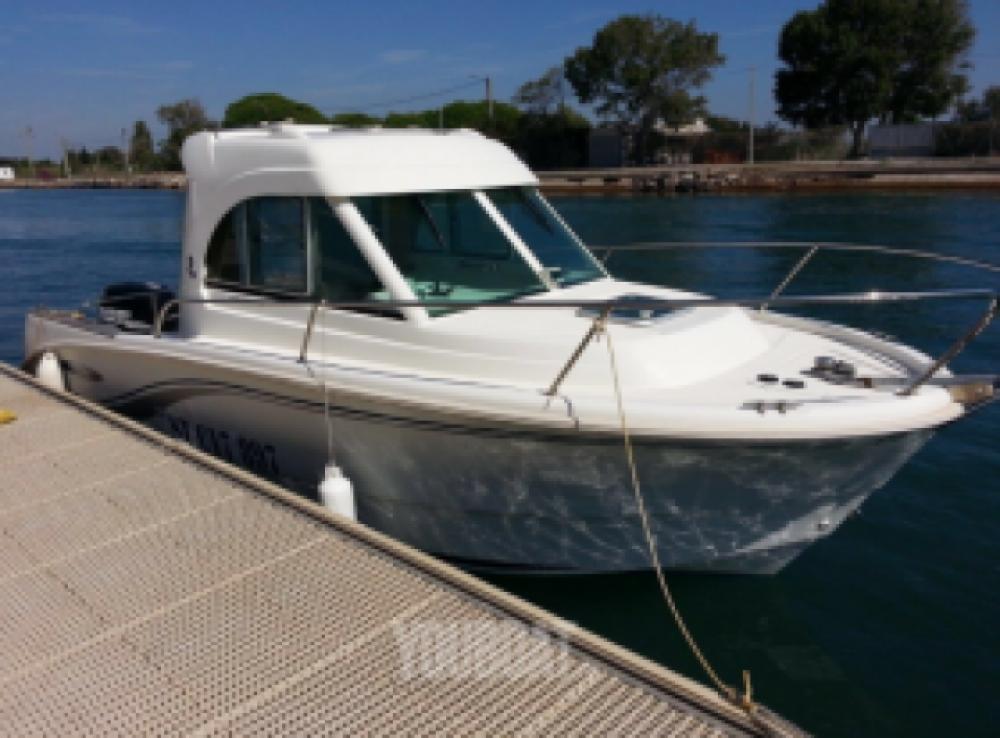 Motorboot mieten in L'Île-Rousse - Bénéteau Antares 6